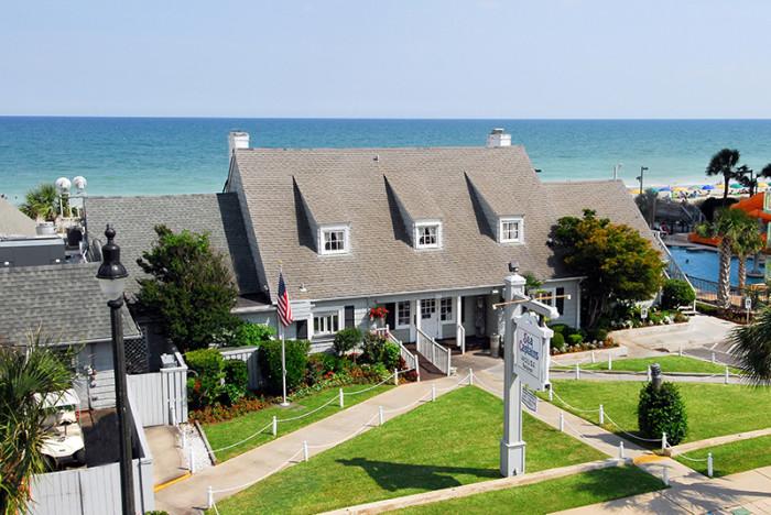 2. Sea Captain's House - Myrtle Beach, SC