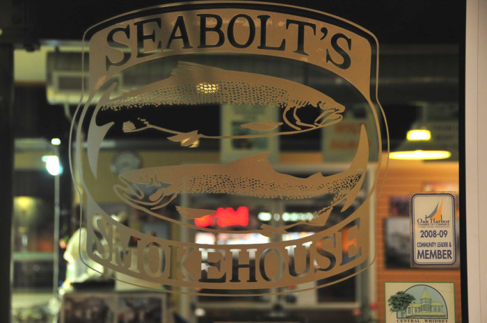 3. Seabolt's Smokehouse, Oak Harbor