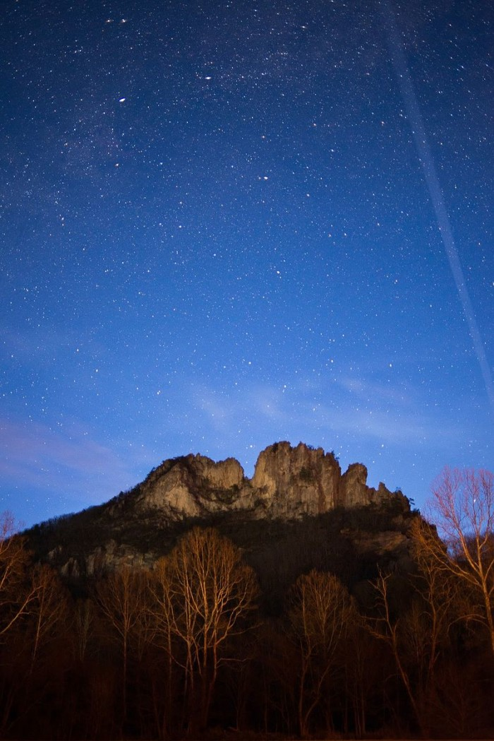 3. Seneca Rocks