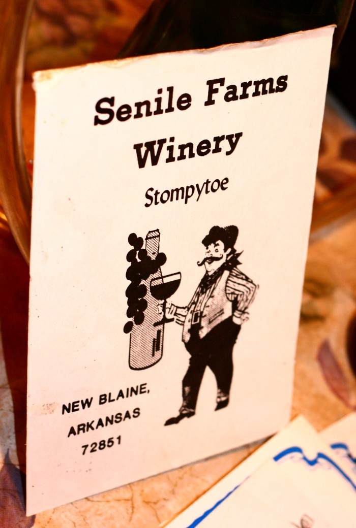 7. Where's This Wine From, Again?