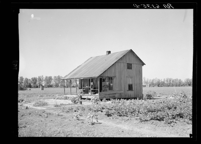 9. Sharecropper's Shack