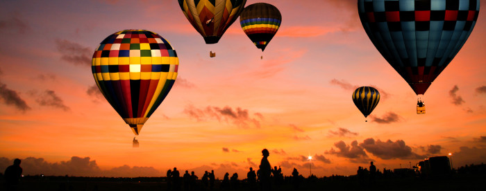 24. Atlanta Hot Air Balloon Rides - 213 Capitol Ave SE, Atlanta, GA 30334