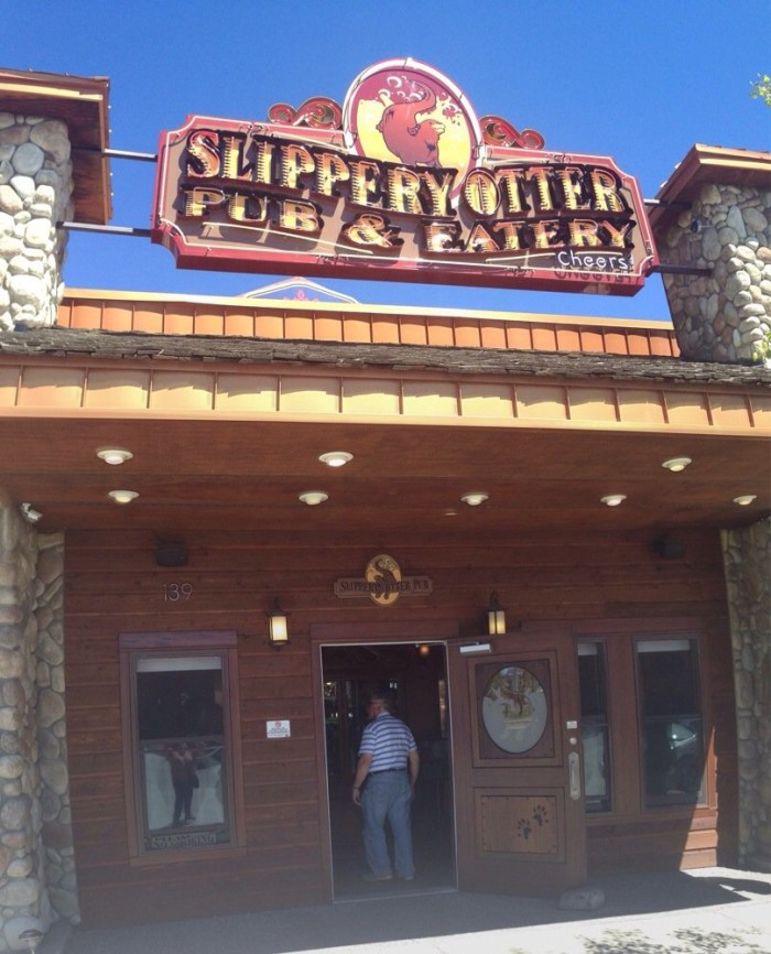 10. Slippery Otter Pub & Eatery, West Yellowstone