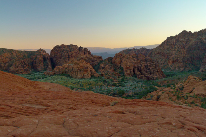 9. Snow Canyon State Park