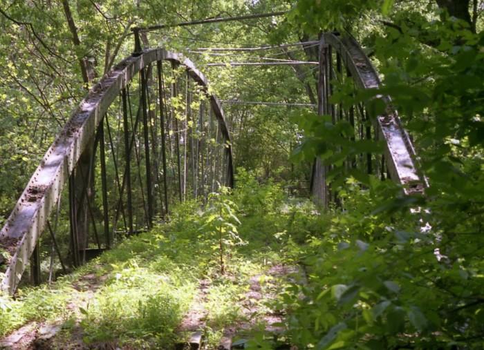 9. Springfield-Des Arc Bridge
