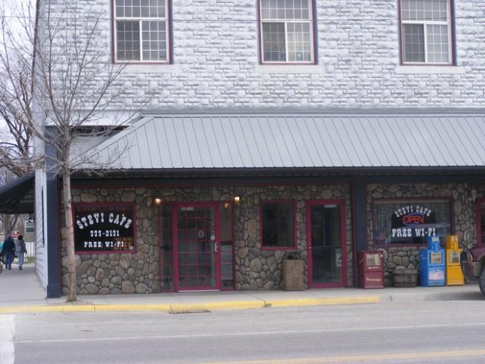 9. Stevi Cafe, Stevensville