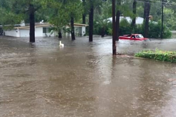 11. SC flood victims in Sumter, SC.