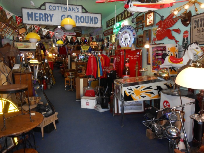 12. Broadway's Best Antiques, Tacoma