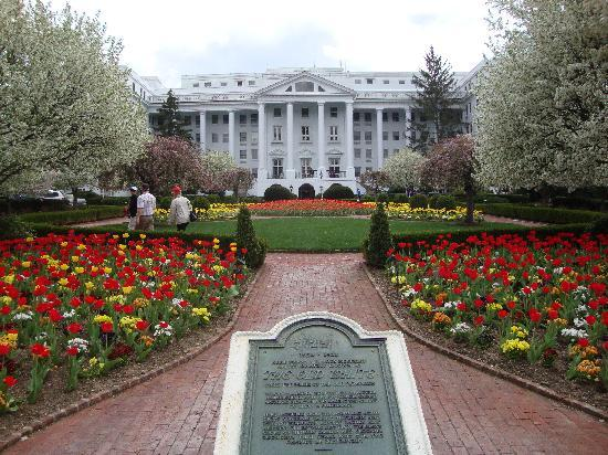 1. The Greenbrier
