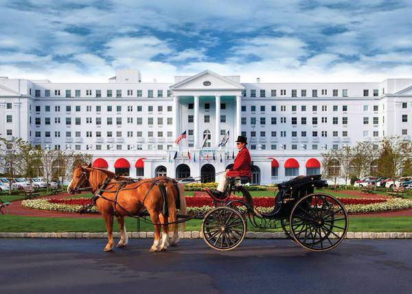 11. The Greenbrier