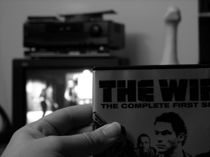 5) Do you watch The Wire?