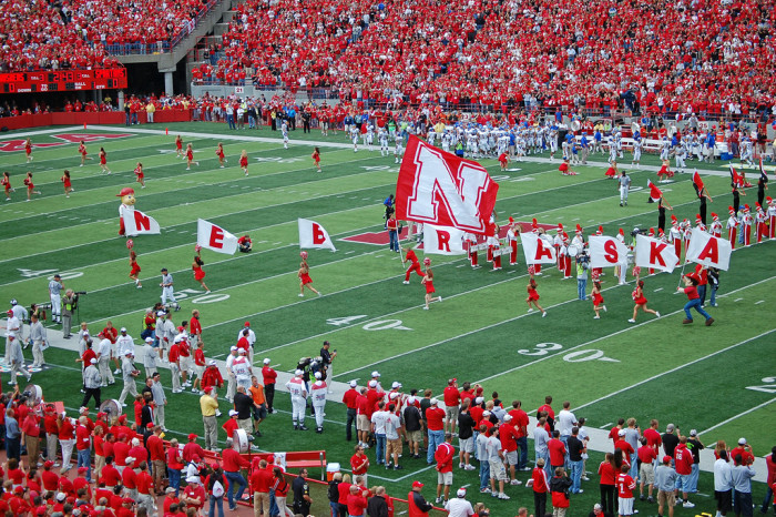 """12. Can you finish this song? """"There is no place like Nebraska...."""""""