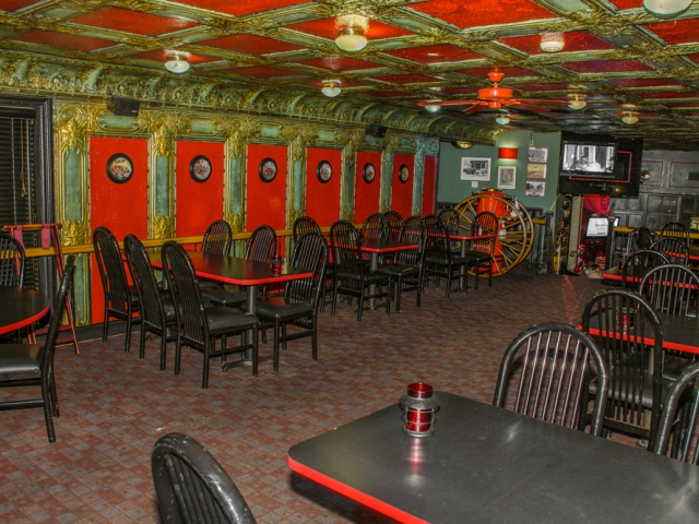 8. The Firehouse Restaurant, Harrisburg