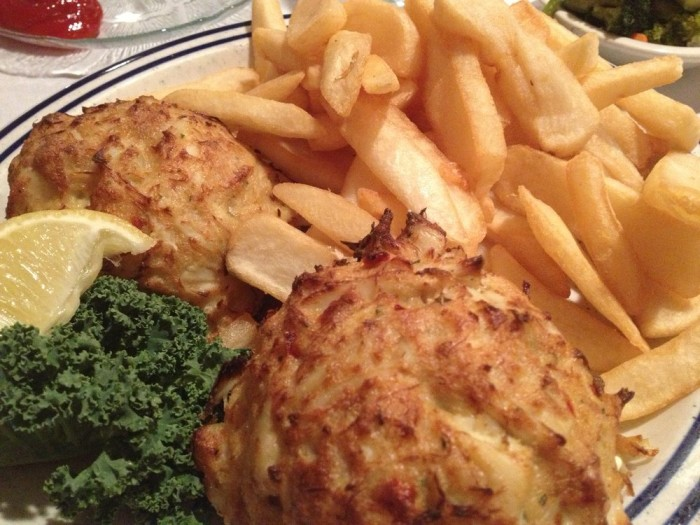 Best crab cakes eastern shore maryland