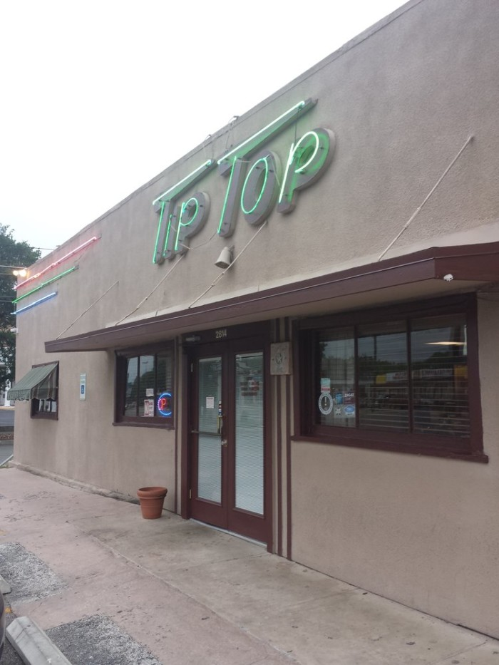 8. DeWese's Tip Top Cafe (San Antonio)