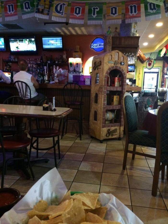 9. Trejo's Mexican Restaurant