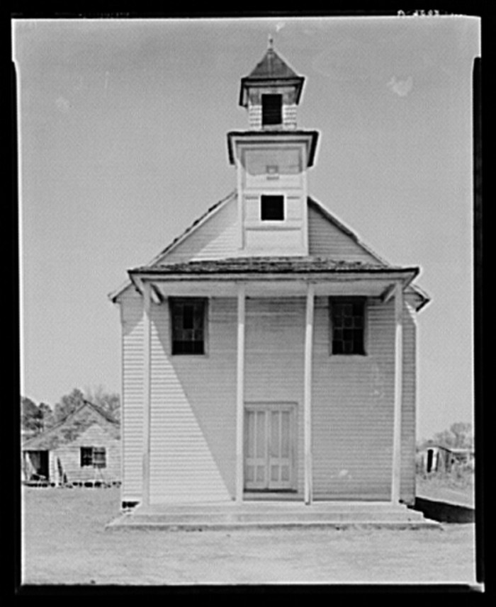 5. SC 1936. Unknown location in South Carolina. Photographed by Farm Services Administration.