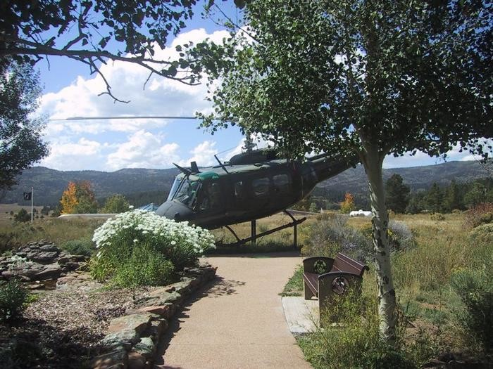 14. Vietnam Veterans Memorial State Park, Angel Fire