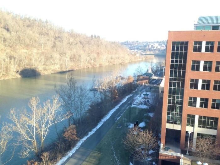 6. The Waterfront Hotel in Morgantown