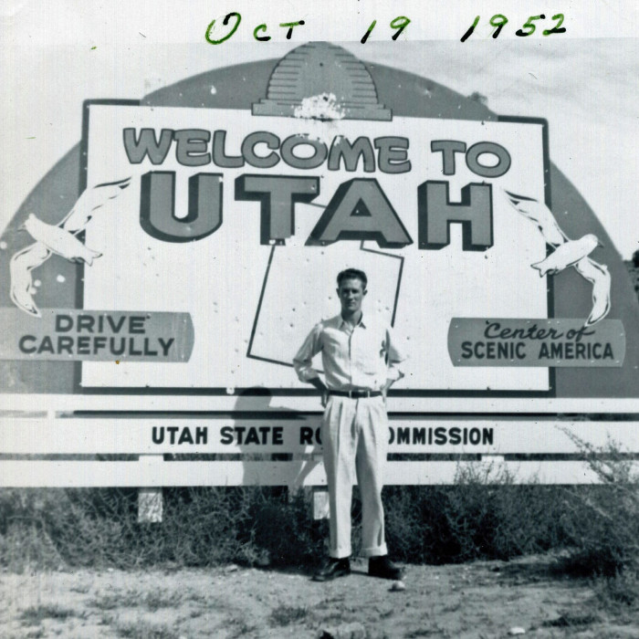 10. Welcome to Utah, 1952