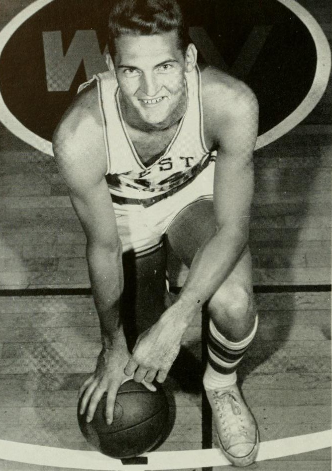 12. We share a home state with basketball great Jerry West, born in Chelyan.