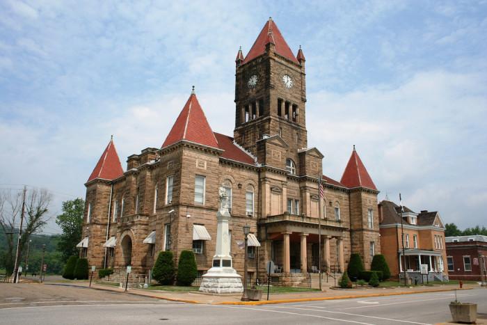 5. Wetzel County