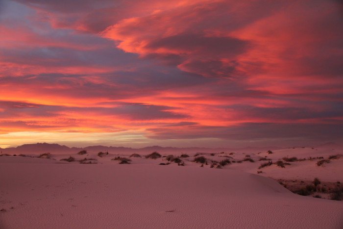 1. White Sands National Park, near Alamogordo