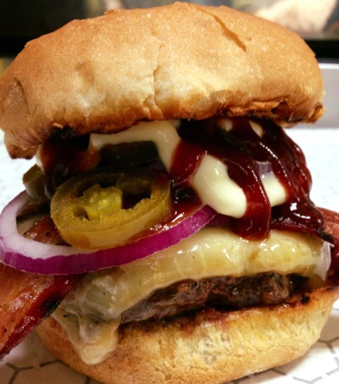 9. Wild Willy's Burgers, Rochester