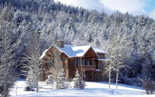 6. Teton Springs Cabins, Victor