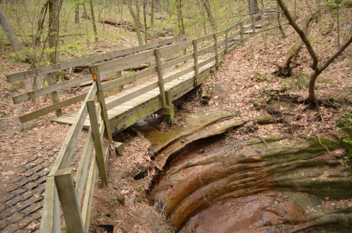 12. There are certainly some trails for the more adventurous, but there are trails for all abilities.