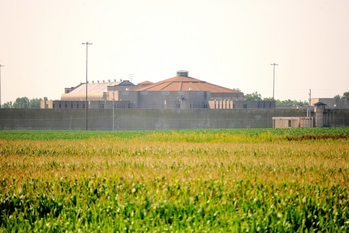 1. We are home to Stateville Correctional Center.