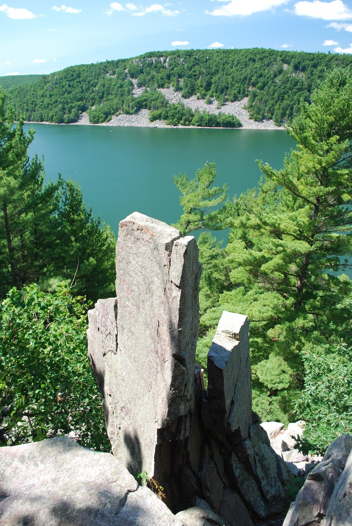9. There are 29 miles of hiking trails for people of all ages and abilities.