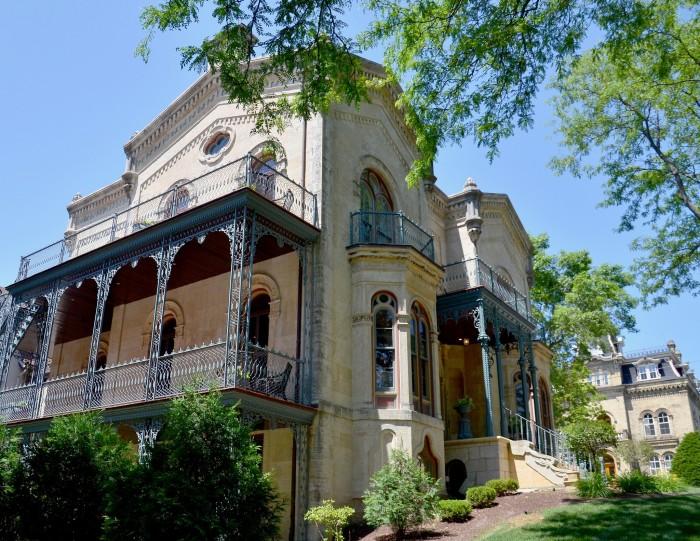 10. Mansion Hill Inn
