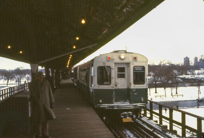 12. Of course, we need to include a shot of the L from the 1970s.