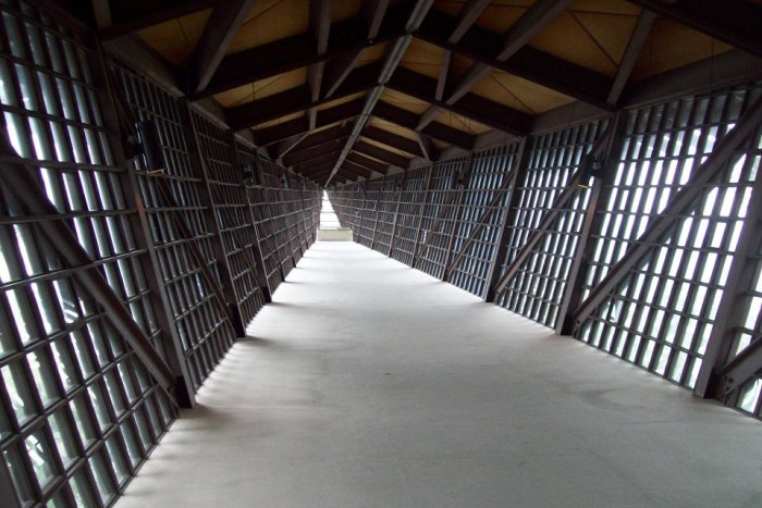 "2. People ""ooh"" and ""aah"" about the Infinity Room. It has over 3,000 windows."