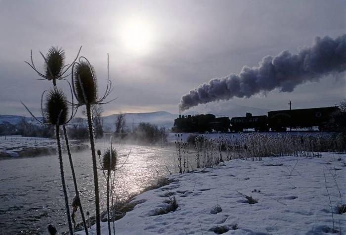 6. The Osceola & St. Croix Dinner Train