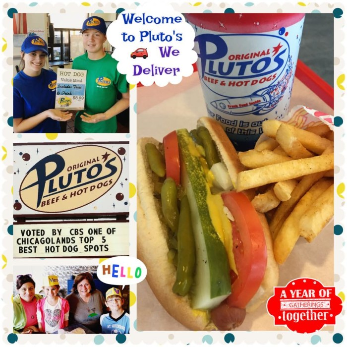 4. Plutos Beef and Hot Dogs