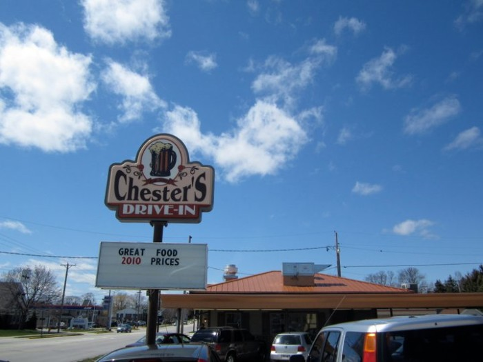 8. Chester's Drive-In