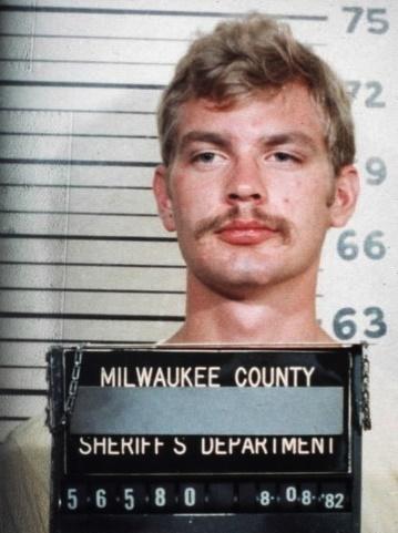 1. Jeffrey Dahmer