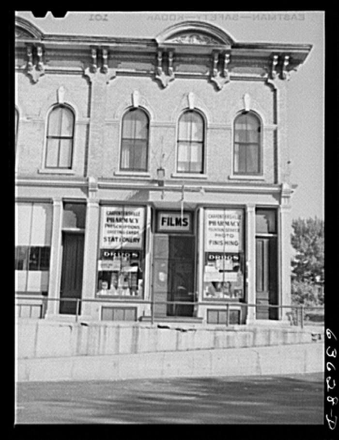 10. A Pharmacy