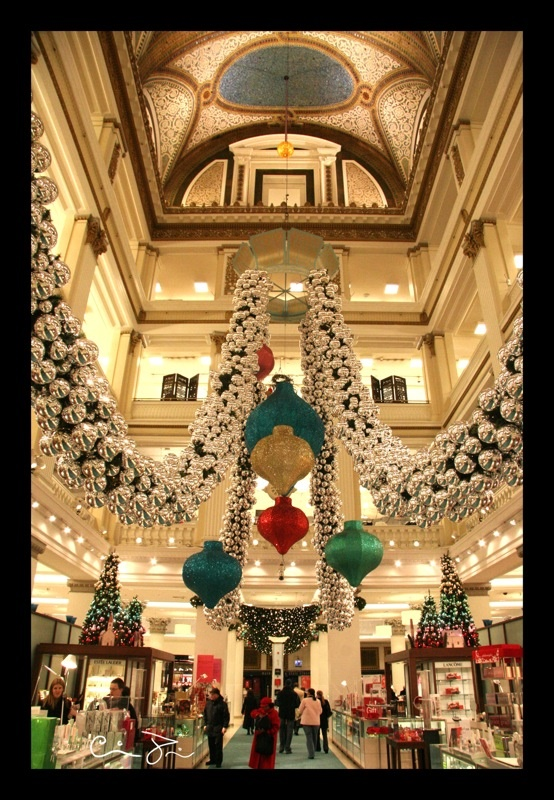 8. The Old Marshall Field's