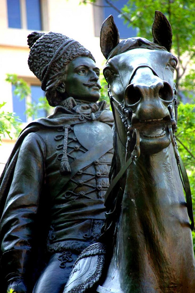 9. Casimir Pulaski Day