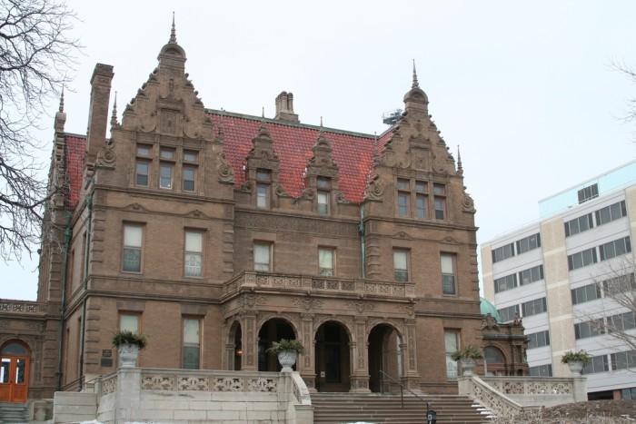 3. Pabst Mansion