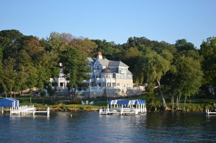 8. Lake Geneva