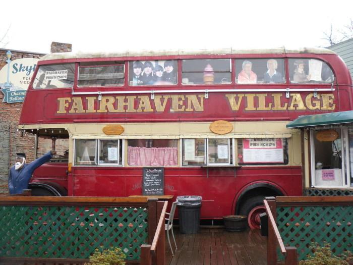 6. Fairhaven Fish & Chips, Bellingham