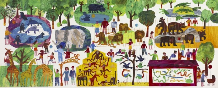 8. The Eric Carle Museum of Picture Book Art, Amherst