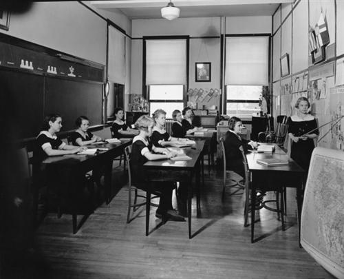 """11. """"St. Mary's Academy."""" (1936)"""