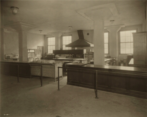 9. Morey Junior High School cafeteria