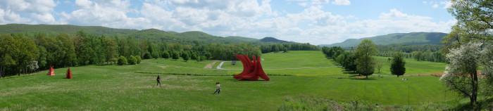 1. Storm King Art Center, New Windsor