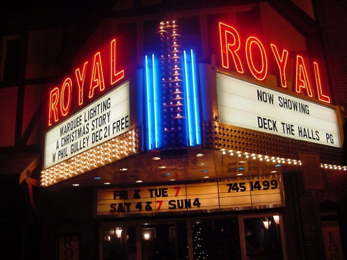 5. The Royal Theater (Danville)